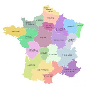 France Departments