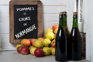 Normandy Calvados Apple Cider