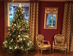 Christmas at Chateau Vaudezert