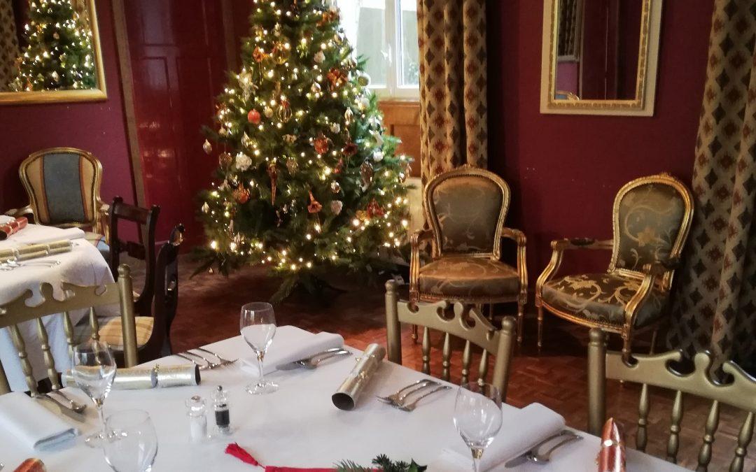 Kick Off to Christmas at the Château de Vaudezert