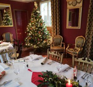 Château de Vaudezert Christmas Event