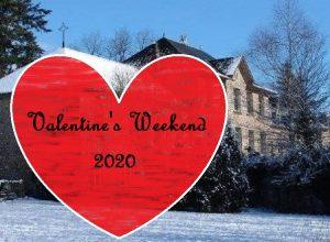 Chateau de Vaudezert Valentines weekend