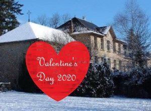 Chateau de Vaudezert Valentines Day