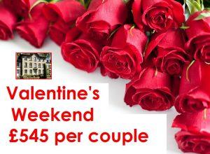 Valentine's Weekend at Chateau de Vaudezert