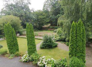 Chateau de Vaudezert Gardens