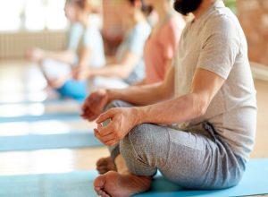 Chateau de la Rongere Yoga