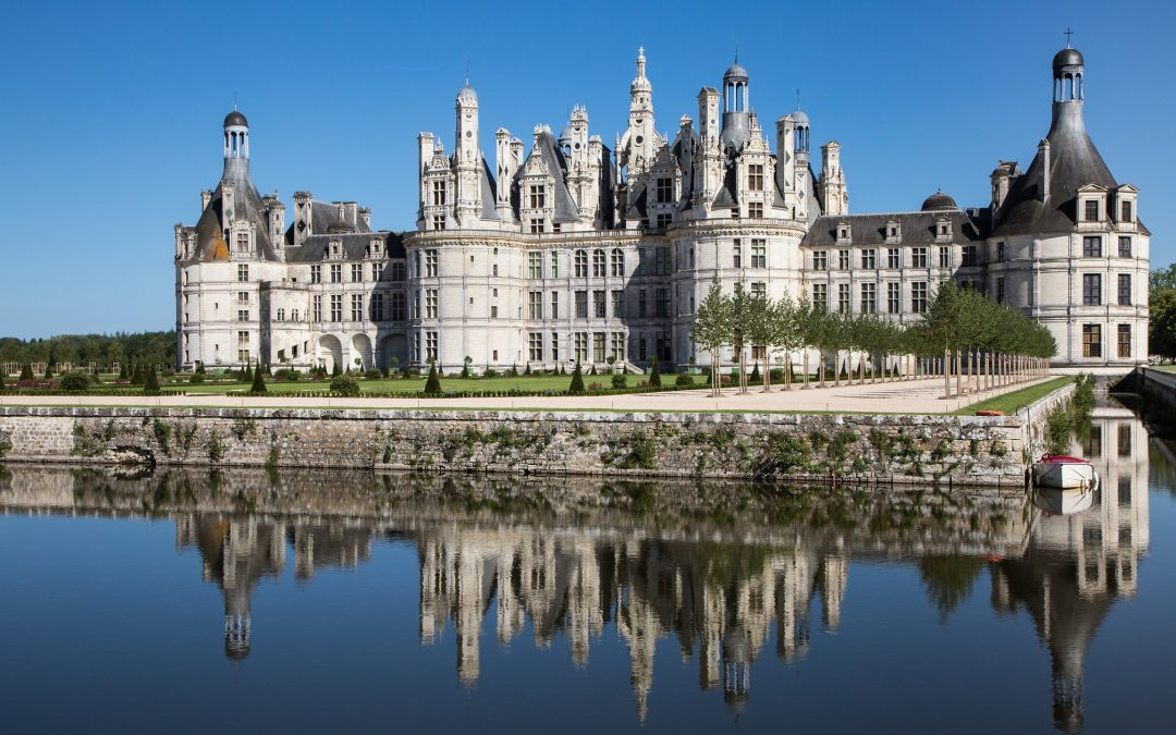 A Tribute to the Château de Chambord