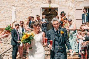 Wedding at Brametourte