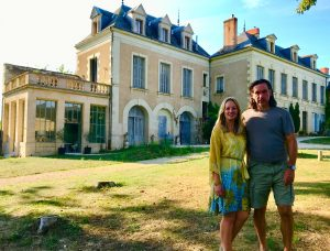 Chateau la Grande Maison Your Hosts