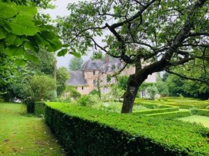 Chateau de la Rongere Pays de la Loire