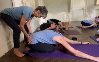 Wellness  & Yoga Retreat Chateau de la Rongere Jun 20-27