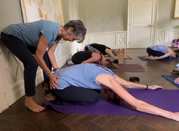 Chateau de la Rongere Yoga Retreat