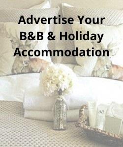 Advertise Your B&B Holiday Accomodation