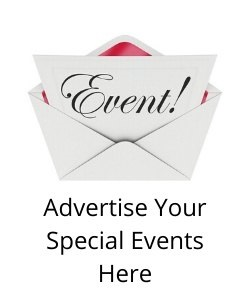 Advertise Your Special Events