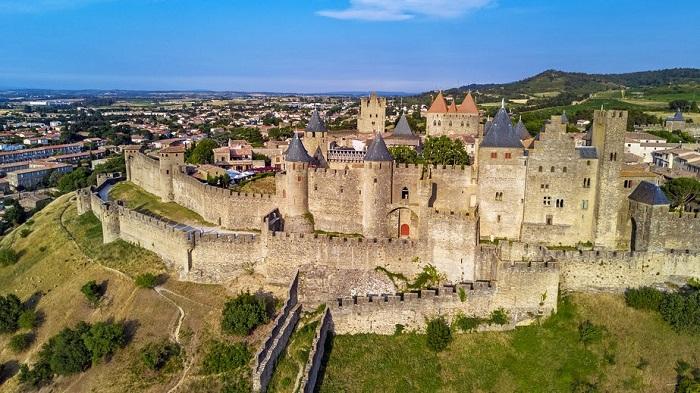Carcassonne Medievel Citadel