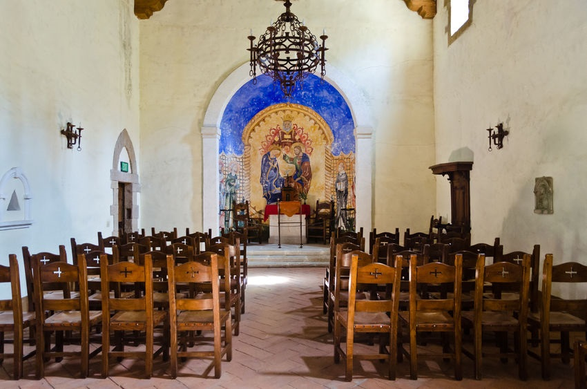 Castello di Amorosa in Napa Valley California