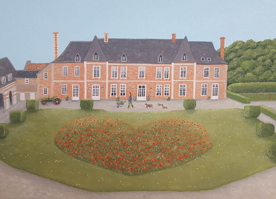 Chateau Flore Courtesy of Sheila Roper