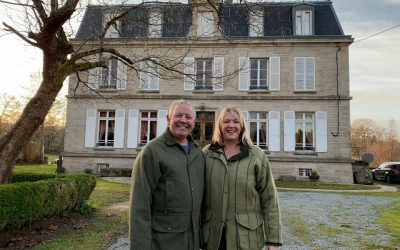 Debs from Chateau Gioux Shares her Recipe for Salmon Mousse