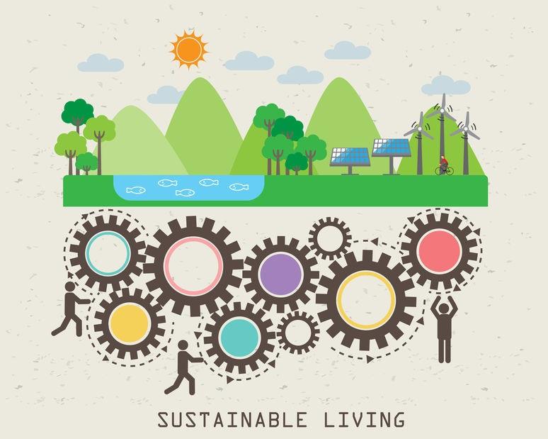 Dick and James Strawbridge on Sustainable Living