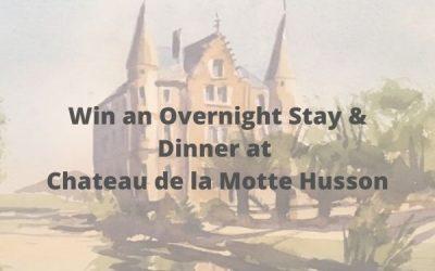 Win a Stay at Chateau de la Motte Husson!