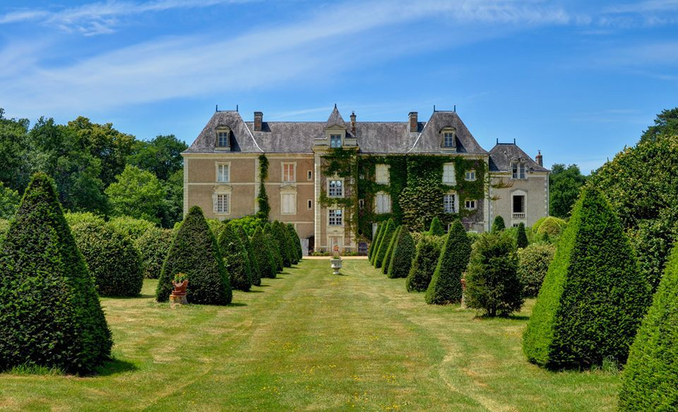 Escape to the OTHER Château de Chambiers
