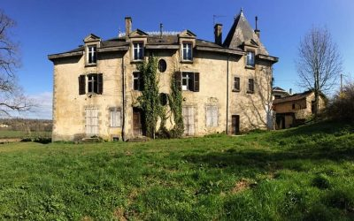 The Unsung Chateau DIYers