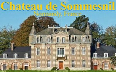 Chateau de Sommesnil on the Alabaster Coast
