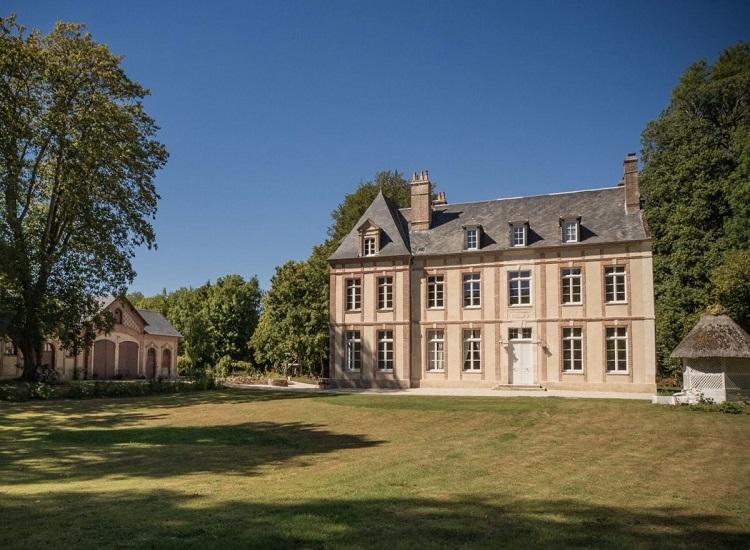 Chateau Le Fleur, Honfleur Normandy